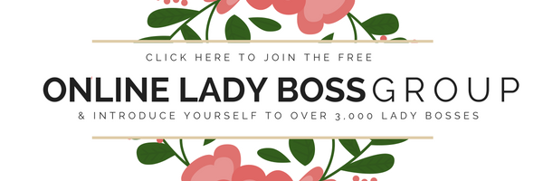 Join the Free Online Lady Boss Group