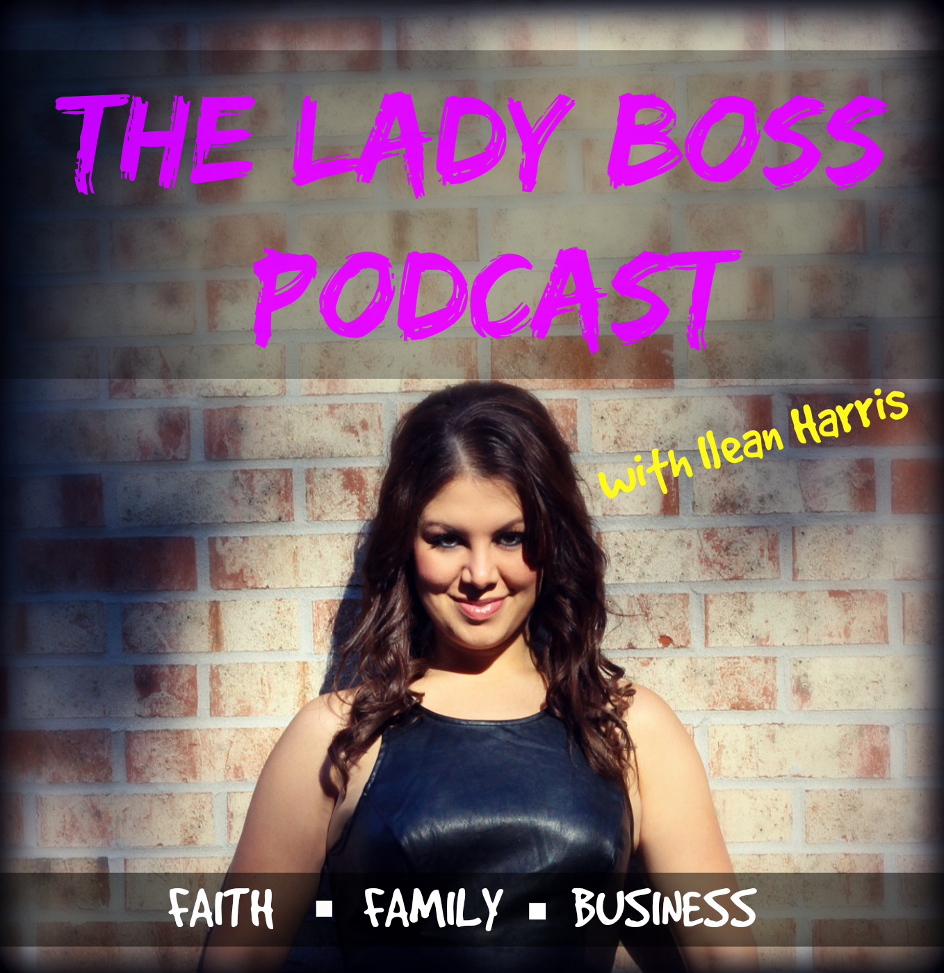 the lady boss podcast artwork