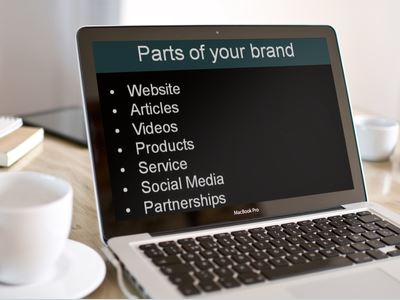 screenshot parts of your brand