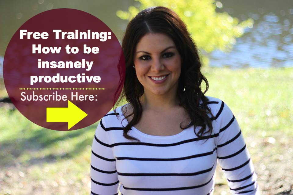 Free Training Subscribe here