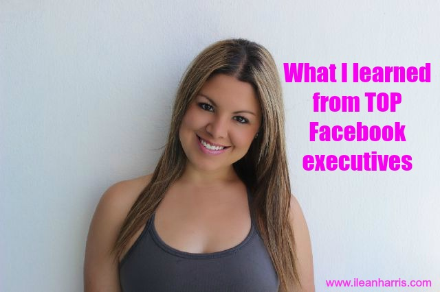 what I learned from top fb execs