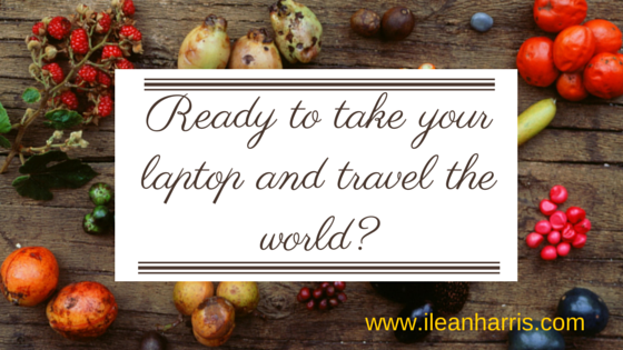 ready to take your laptop and travel the world?