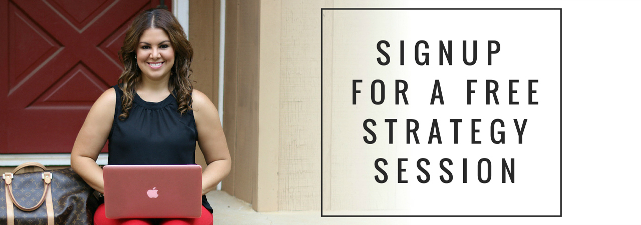 strategy session header