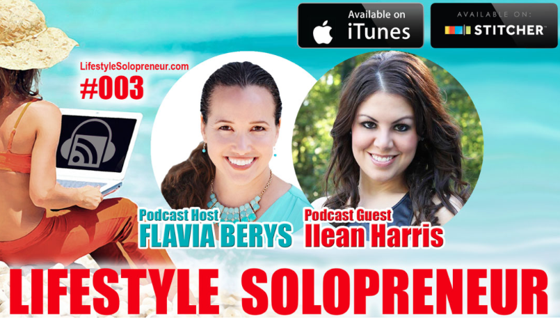 lifestyle solopreneur podcast