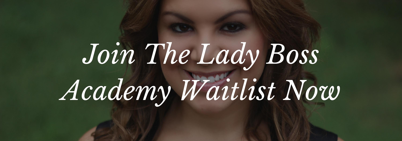 join the lba waitlist