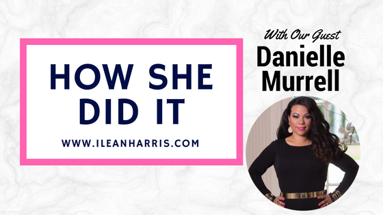 Danielle Murrell on ileanharris.com