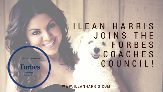 Ilean Harris joins the Forbes Coaches Council